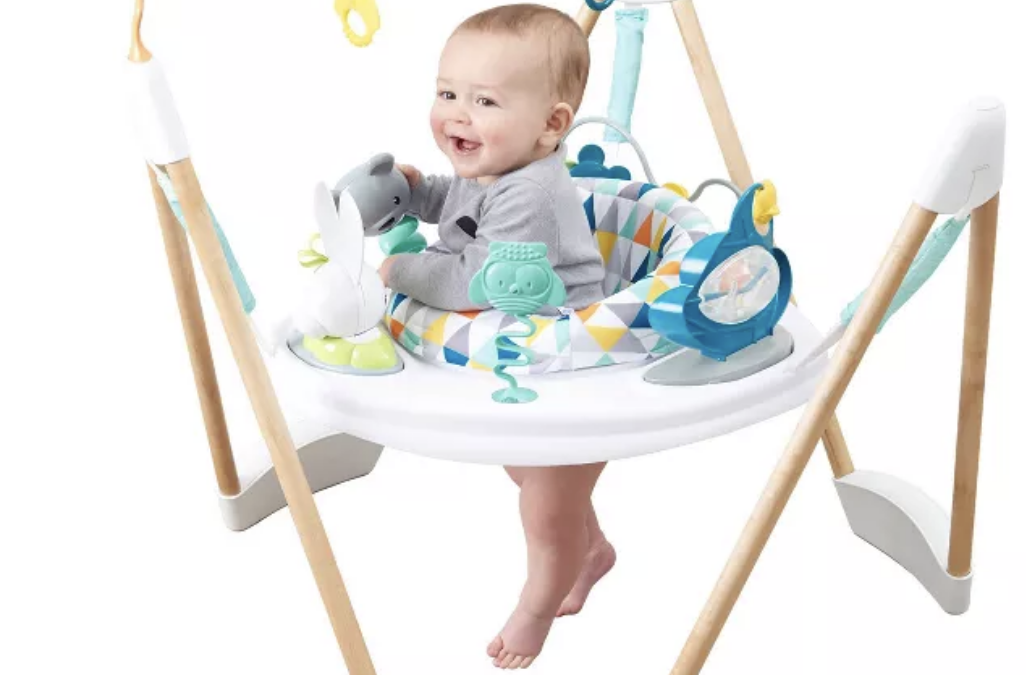 Rebounding, a Lifestyle Gift that keeps on Giving: Let the Fun Begin Early and Last a Lifetime!