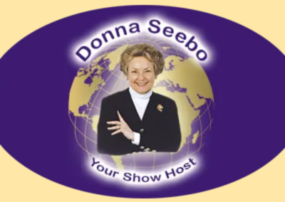 Jordan Gruber on the Donna Seebo Show