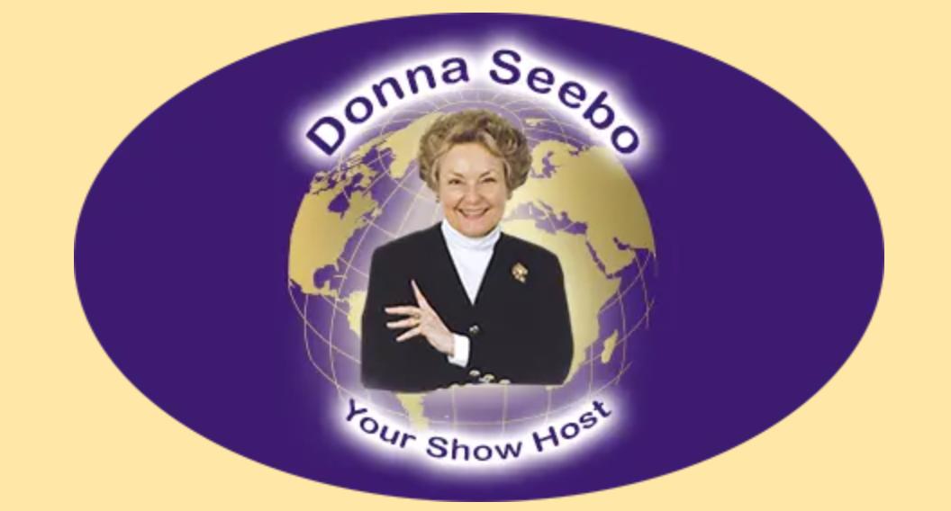Jordan Gruber on the Donna Seebo Show
